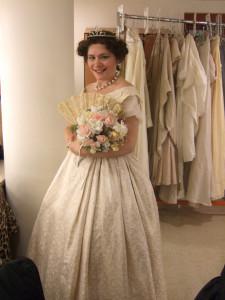 Natalia in Nabucco