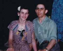 Hania and Lyubko Newlyweds Seated