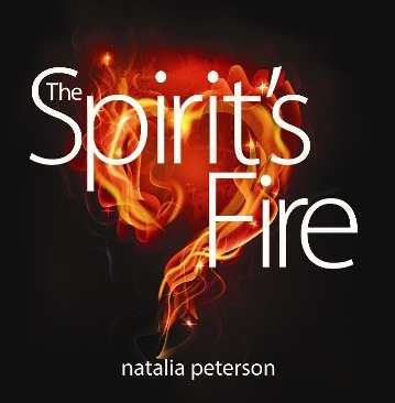 The Spirit's Fire CD Cover-